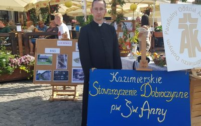 Trwa Parafialny Festyn Rodzinny zapraszamy